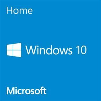 MICROSOFT Windows 10 Home 32/64-Bit, KW9-00265, operační systém, pro studenty a domácnosti - nekomerční použití, 1 licence, elektronická licence