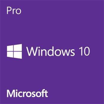 MICROSOFT Windows 10 Pro 32/64-Bit, FQC-09131, operační systém, 1 licence, elektronická licence