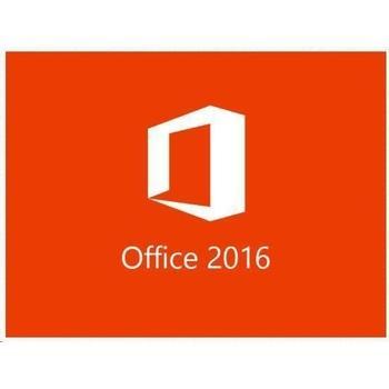 MICROSOFT Office Home and Student 2016, 79G-04294, pro studenty a domácnosti - nekomerční použití, 1 licence, elektronická licence