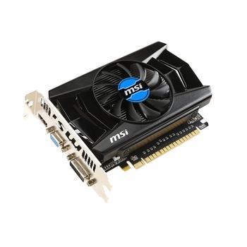 MSI N750Ti-2GD5/OCV1, N750Ti-2GD5/OCV1, grafická karta, GeForce GTX 750 Ti, 2GB, DDR5, PCIe 3.0, 15pin D-sub, DVI, HDMI, NVIDIA CUDA