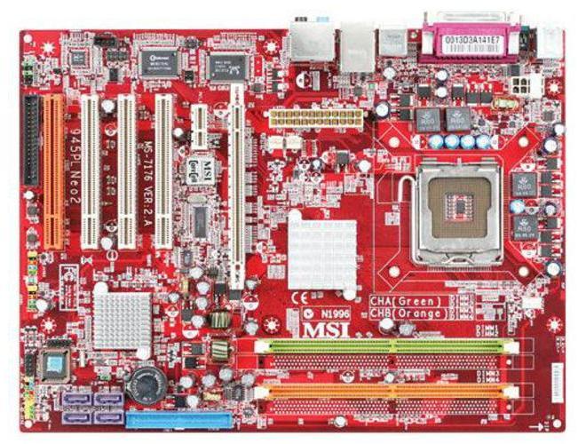 Msi 945p neo3