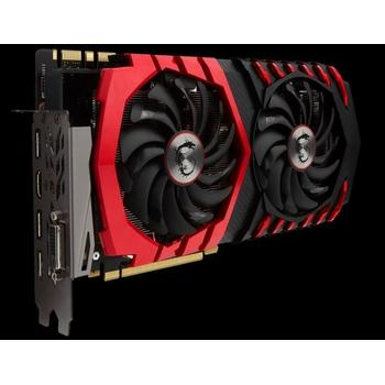 MSI GTX 1070 GAMING X, GTX 1070 GAMING X 8G, grafická karta, GeForce GTX 1070, 8GB, PCIe 3.0, DVI, HDMI, 3x DisplayPort