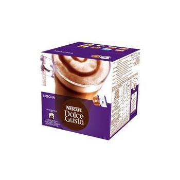 NESCAFE DOLCE GUSTO Mocha, 12120148, kávová kapsle, 2x8 kapslí