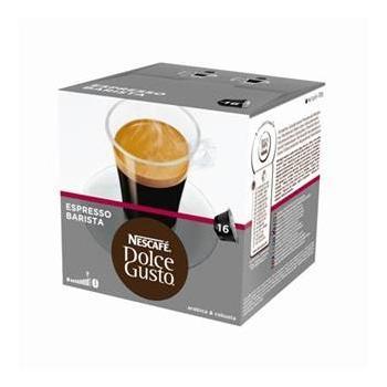 NESCAFE DOLCE GUSTO Espresso Barista, 12141754, kávová kapsle, 16 kapslí