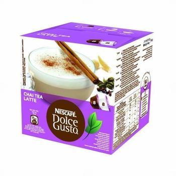 NESCAFE DOLCE GUSTO Chai Tea Latte, 12130879, kávová kapsle, 2x8 kapslí
