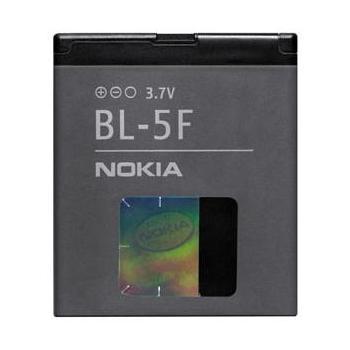 NOKIA baterie BL-5F, 0276531bulk, baterie do mobilu, 900mAh