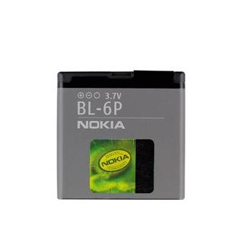 NOKIA baterie BL-6P, 02701J0, baterie do mobilu, 830mAh