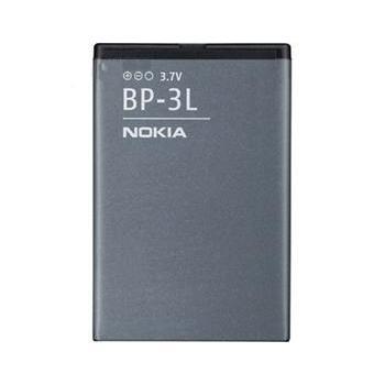 NOKIA baterie BP-3L, 25500552702792, baterie do mobilu, 1300mAh
