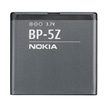 NOKIA baterie BP-5Z, 02729K2, baterie do mobilu, 1080mAh