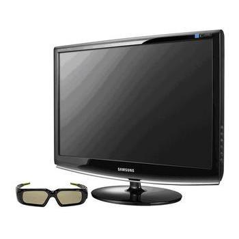 "NVIDIA GeForce 3D Vision (3D brýle) + SAMSUNG 22"" LCD 2233RZ, 3D KIT"