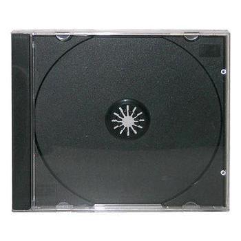 OEM CD-R krabička na 1 ks CD nebo DVD,