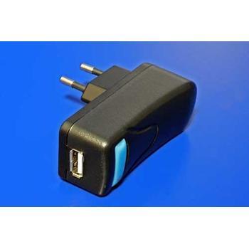 OEM adaptér, , USB nabíjecí adaptér, 230/5V, 2 x 2000mA