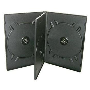 OEM DVD krabička na 4ks DVD nebo CD,