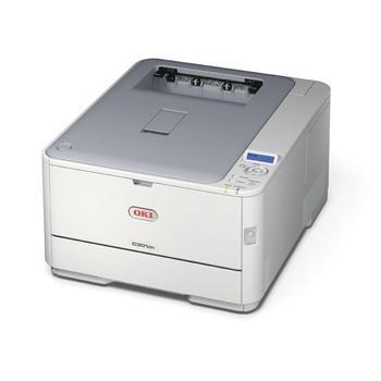 OKI C301dn, 44951524, tiskárna, laserová, barevná, 64MB, A4, duplex, 22 str./min.ČB, 1200x600dpi, USB 2.0, LAN