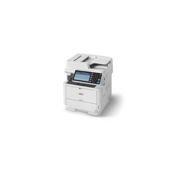OKI MB562dnw, 45762122, multifunkce, laserová, tiskárna/ skener/ kopírka, 512MB, A4, ADF, duplex, 45str./min.ČB, 1200x1200dpi, USB 2.0, LAN, Wi-Fi