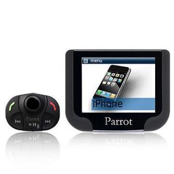 GSM Bluetooth HF do vozu Parrot MKi 9200 M2 , model včetně LC displeje, stereo (A2DP)