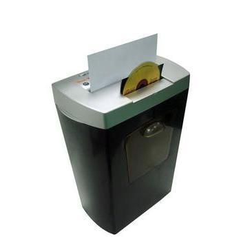 PEACH Cross Cut Shredder PS500-20, PS500-20, skartovač, křížový řez, 7 listů, skartace CD, stupeň utajení: 3, 2,2m/min, zpětný chod, 15l koš