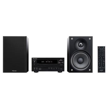 PIONEER X-HM51-K, X-HM51-K, černý (black), mikrosystém, CD, MP3, FM rádio, USB