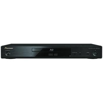 PIONEER BDP-100-K, BDP-100-K, černý (black), Blu-Ray přehrávač, HDMI