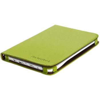 POCKETBOOK pouzdro pro 614/623/624/626, PBPUC-623-GR-L, zelené (green), pouzdro pro čtečku