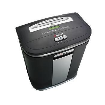 REXEL MERCURY RSM1130, 5028252063388, skartovací stroj, příčný řez, 11 listů, skartace CD, stupeň utajení: 3, zpětný chod, 30l koš