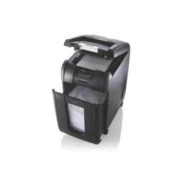 REXEL Auto+ 300M, 5028252387699, skartovací stroj, částicový řez, 7 listů, stupeň utajení: 3, 40l koš