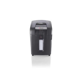 REXEL Auto+ 500M, 5028252387712, skartovací stroj, částicový řez, 10 listů, stupeň utajení: 3
