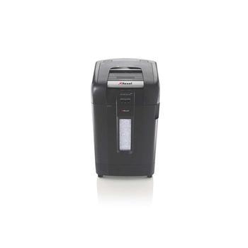 REXEL Auto+ 750M, 5028252387736, skartovací stroj, částicový řez, 12 listů, stupeň utajení: 3, zpětný chod