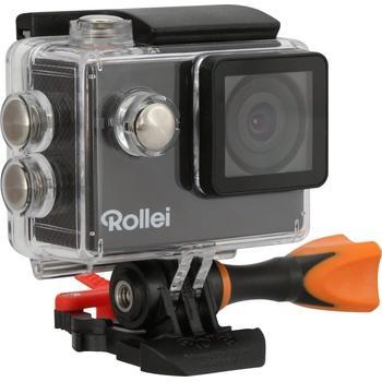 """ROLLEI ActionCam 425, 40298, outdoorová kamera, 5Mpx, Micro SD/SDHC, HDMI, USB2.0, 3840x2160px, 2"""" displej, odolné provedení, voděodolná, Wi-Fi"""