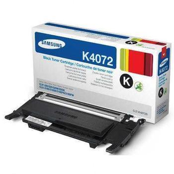 SAMSUNG CLT-K4072S, CLT-K4072S/ELS, černý (black), 1500 stran, toner pro CLP-320/325/CLX-3185