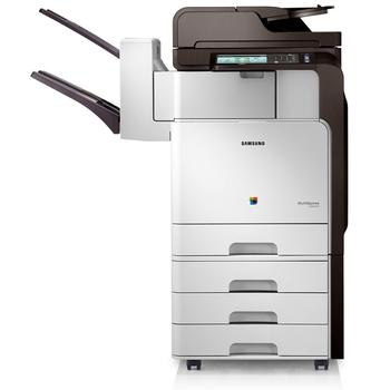 SAMSUNG CLX-8650ND, CLX-8650ND/SEE, multifunkce, laserová, barevná, tiskárna/ skener/ kopírka, 1 GB, A4, ADF, duplex, 48 str./min.ČB, 2400x600dpi, USB 2.0, LAN