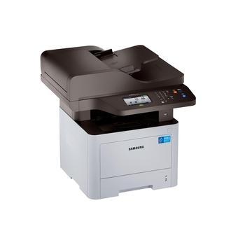 SAMSUNG SL-M4070FX, SL-M4070FX/SEE, multifunkce, laserová, tiskárna/ skener/ kopírka, 1 GB, A4, ADF, duplex, 40 str./min.ČB, 1200x1200dpi, USB 2.0, LAN