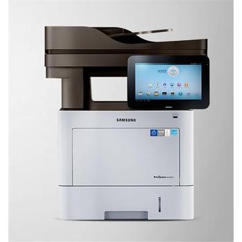 SAMSUNG SL-M4580FX, SL-M4580FX/SEE, multifunkce, laserová, tiskárna/ skener/ kopírka/ fax, 1 GB, A4, ADF, duplex, 30 str./min.ČB, 1200x1200dpi, USB 2.0, LAN