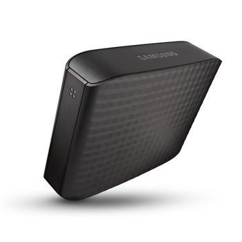"""SAMSUNG D3 Station 5TB, STSHX-D501TDB, černý (black), přenosný pevný disk, 7200ot./min., 3,5"""", USB 3.0"""