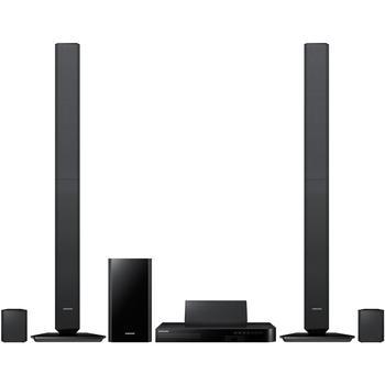 SAMSUNG HT J4530, , 3D Blu-Ray domácí kino, 3D, DLNA, 5.1ch zvuk, DivX, MKV, 500W, USB, LAN, HDMI