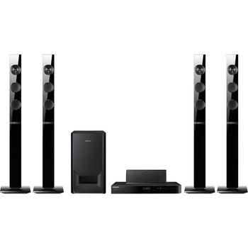 SAMSUNG HT J5150, , 3D Blu-Ray domácí kino, 3D, DLNA, 5.1ch zvuk, DivX, MKV, 1000W, USB, LAN, HDMI