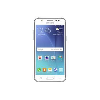"SAMSUNG Galaxy J5 Dual SIM, SM-J500FZWDETL, bílý (white), mobilní telefon, Qualcomm Snapdragon 410, Quad-Core, 1,2 GHz, 1,5 GB, interní paměť 8GB, 5"", 1280x720, microSD, GPS, 3G, LTE, Foto 13Mpx,"