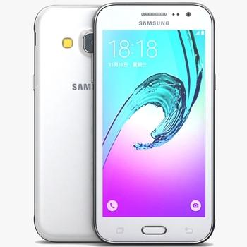 "SAMSUNG Galaxy J3 Duos (2016), SM-J320FZWDETL, bílý (white), mobilní telefon, Quad-Core, 1,2 GHz, 1,5 GB, interní paměť 8GB, 5"", 1280x720, microSD, GPS, GPRS, 3G, LTE, Micro SIM, Foto 8Mpx, BT, Wi-Fi, Dual SIM, Andro"
