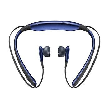 SAMSUNG LEVEL U EO-BG920B, EO-BG920BBEGWW, Blue Black, bezdrátová sluchátka, ovládání hlasitosti, bluetooth, headset, sportovní, špunty