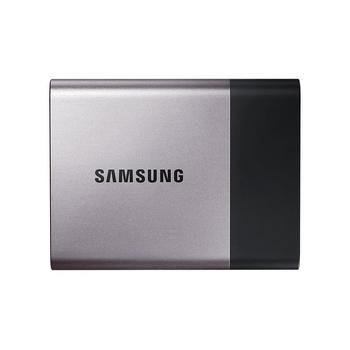 SAMSUNG T3 500GB, MU-PT500B/EU, stříbrný (silver), externí SSD disk, USB 3.1