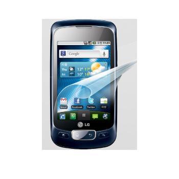 SCREENSHIELD LG-OPT1-D, LG-OPT1-D, ochranná fólie displeje pro LG P500 Optimus One