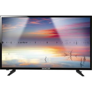 "SENCOR SLE 32F16M4, , 32"" LED TV, úhlopříčka 82cm, 1920x1080, DVB-T, DVB-C, CI-slot, 2x HDMI, SCART, VGA, USB, EPG, A, 50W"