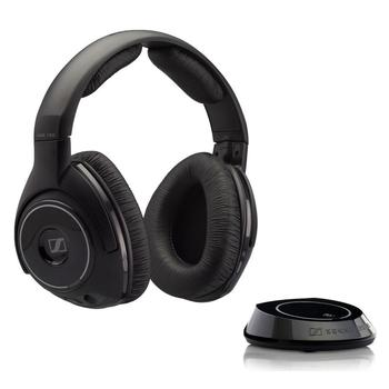SENNHEISER RS 160, 502873, černá, sluchátka jack 3,5mm