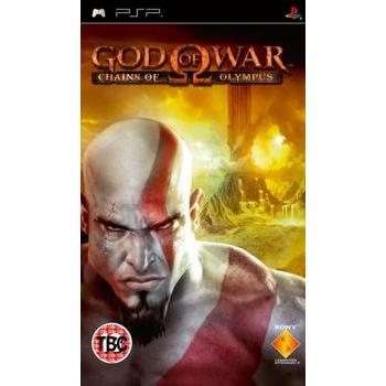 Hra pro PSP SONY God of War: Chains of Olympus