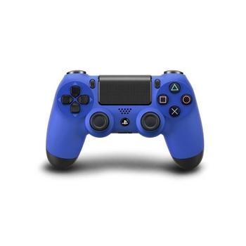 SONY DualShock 4 Controler BLUE, PS719201397, modrý (blue), ovladač