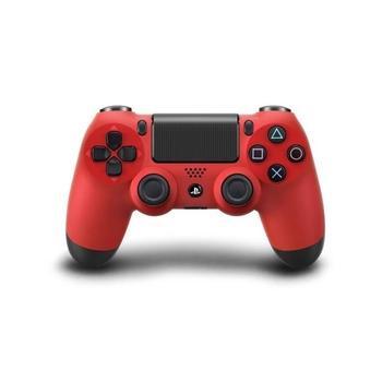 SONY DualShock 4 Controler RED, PS719200994, červený (red), ovladač