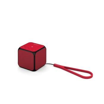 SONY SRS-X11, SRSX11R.CE7, červený (red), bezdrátový reproduktor, 1 reproduktor, 10W, bluetooth, NFC