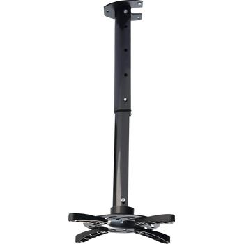 STELL SHO 1090B, 8590669086061, černý (black), stropní držák projektoru, 40-62cm, nosnost max. 15kg