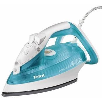 TEFAL Supergliss FV3530 bílá / modrá, , žehlička