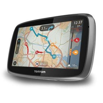 "TOMTOM GO 5100 World LIFETIME, 1FL5.002.57, GPS navigace do auta, 8GB, micro SD, 5"" displej, RDS/TMC, 45 zemí Evropy"